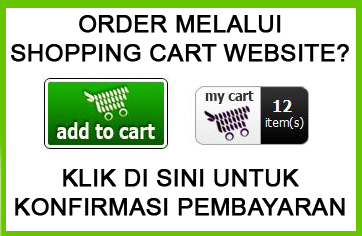 Konfirmasi Pembayaran Shopping Cart